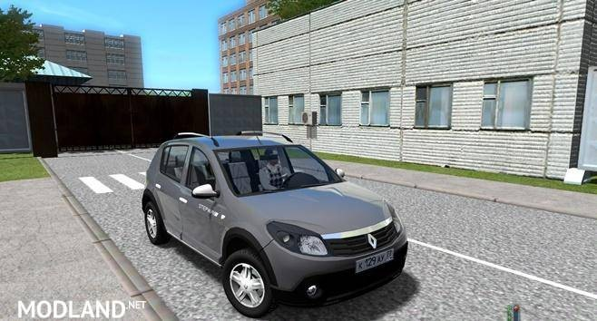 Renault Sandero Stepway [1.5.9]